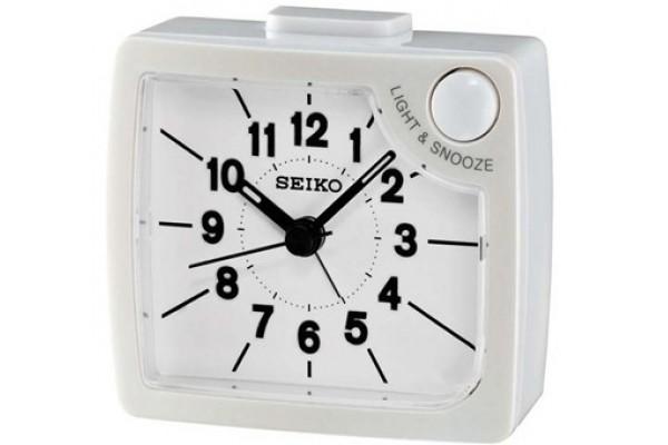 Интерьерные часы QHE019WN  фирмы - Seiko