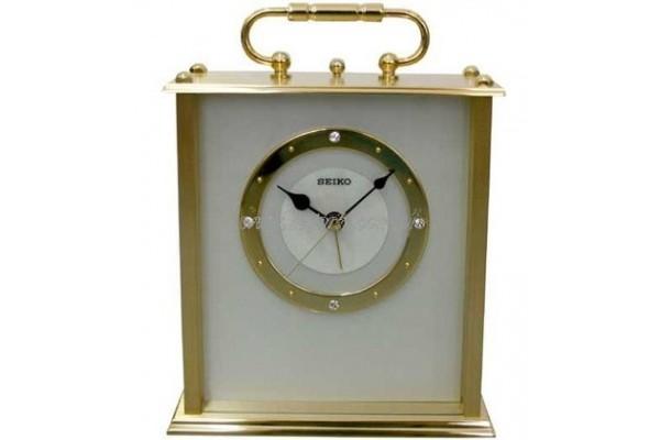 Интерьерные часы QHE065GN  фирмы - Seiko