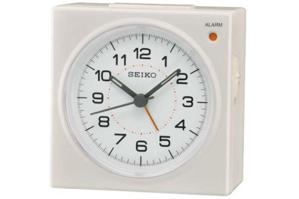 Интерьерные часы QHE086WN  фирмы - Seiko