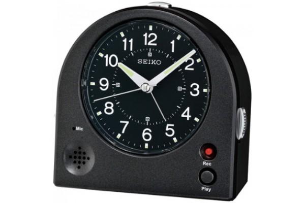 Интерьерные часы QHE081KN  фирмы - Seiko