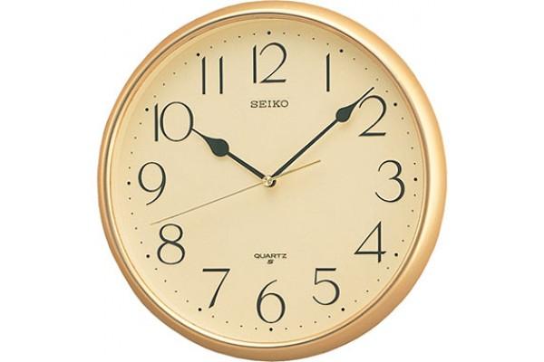 Интерьерные часы QXA001GT  фирмы - Seiko