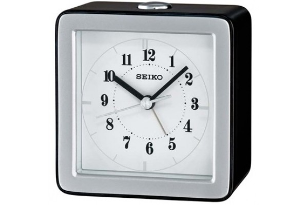 Интерьерные часы QHE082KN  фирмы - Seiko