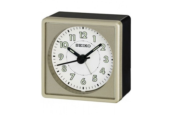 Интерьерные часы QHE083GN  фирмы - Seiko