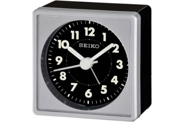 Интерьерные часы QHE083SN  фирмы - Seiko