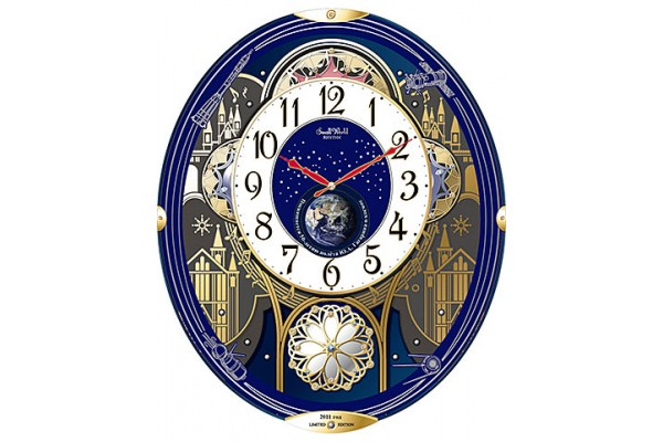 Интерьерные часы 4MH856WA11  фирмы -
