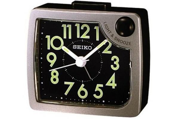 Интерьерные часы QHE019SN  фирмы - Seiko