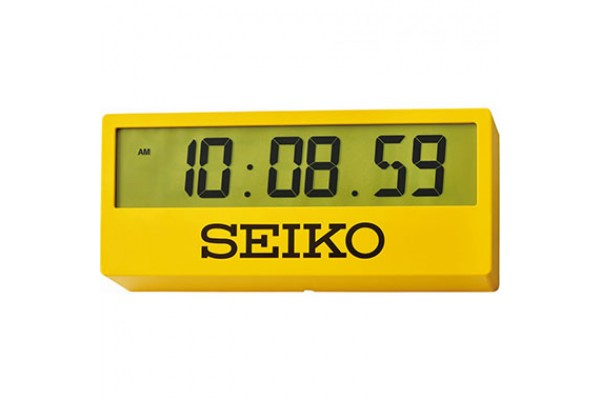 Интерьерные часы QHL073YN  фирмы - Seiko