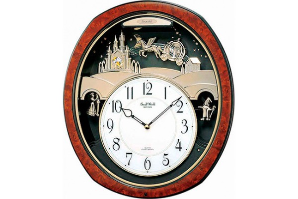 Интерьерные часы 4MH762WD23  фирмы -