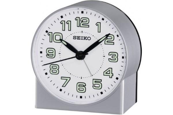 Интерьерные часы QHE084GN  фирмы - Seiko