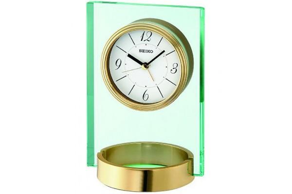 Интерьерные часы QHE054GN  фирмы - Seiko