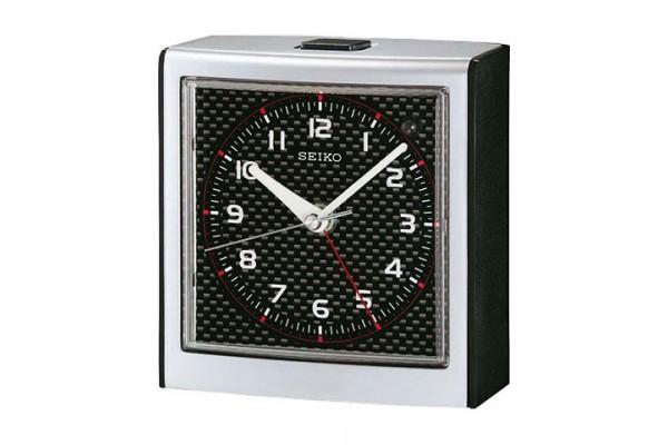 Интерьерные часы QHE040SN  фирмы - Seiko