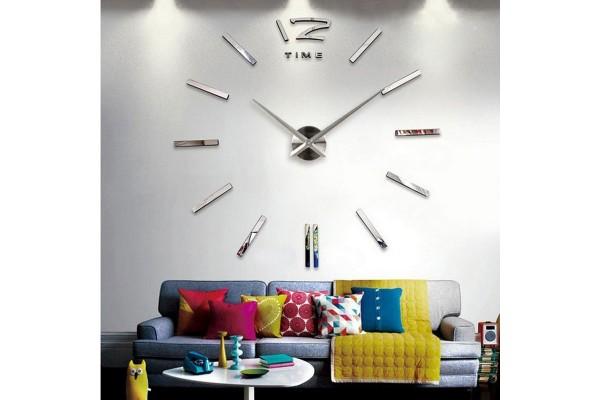 3D часы MIRRON 100.11-С