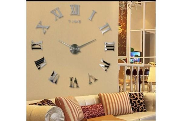 3D часы MIRRON 100 R-С