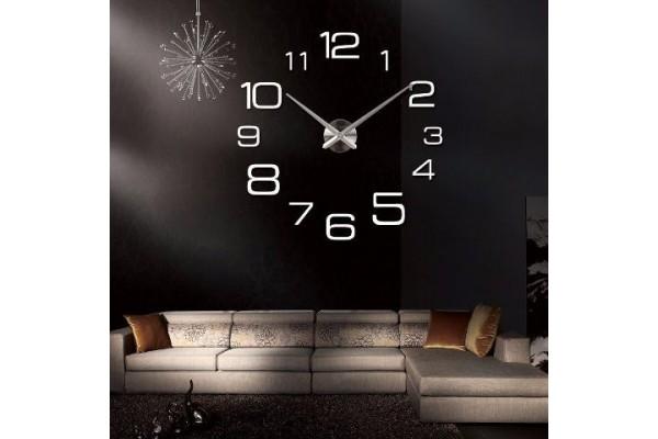 3D часы MIRRON 100 A-С
