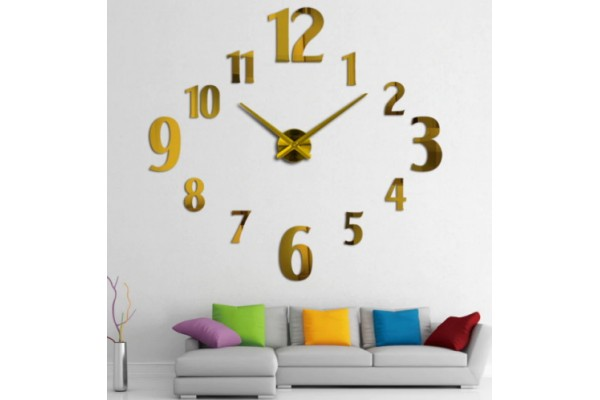 3D часы MIRRON 100 D7-З