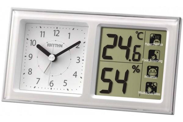Настольные часы 8RE648WR03  фирмы -