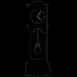 Напольные кварцевые и механические часы, доставка, установка, сервис